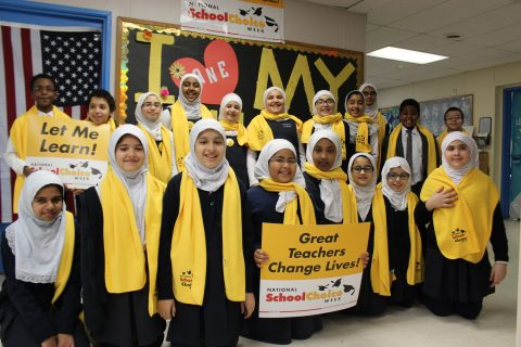 Islamic Academy of New England (in partnership with Al-Noor Academy High School)