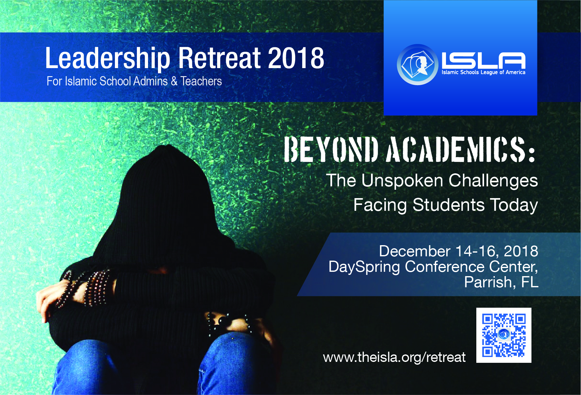 Beyond Academics: ISLA 2018 Retreat theme