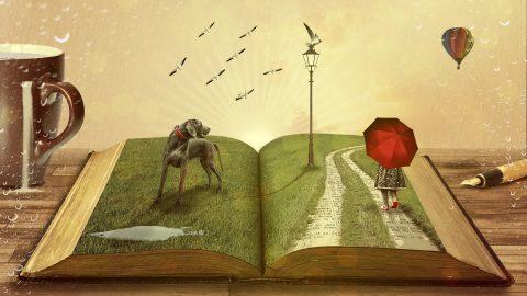 Book alive
