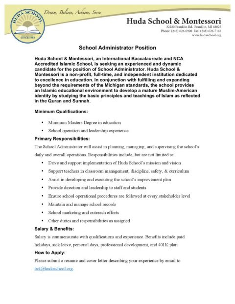 thumbnail of School Administrator Ad