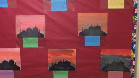 Masjid Silhouette