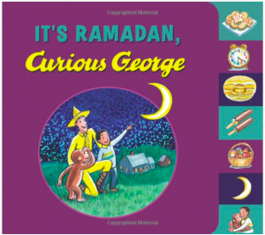 It's Ramadan Curious George