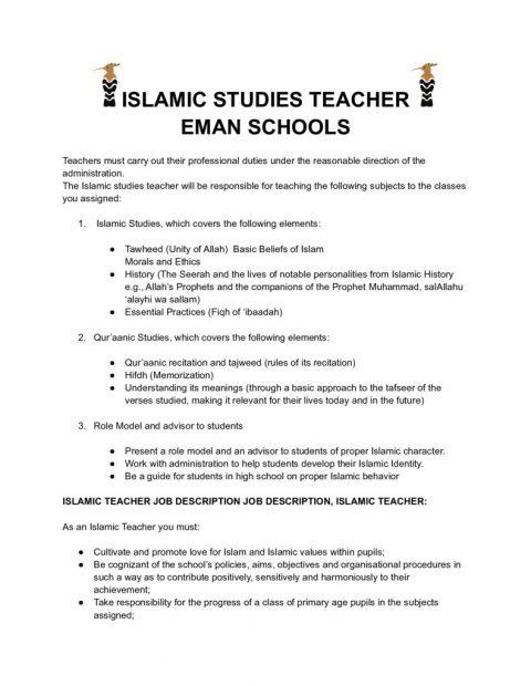 thumbnail of ISLAMIC STUDY TEACHER (2)