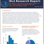 ISLA Research Report